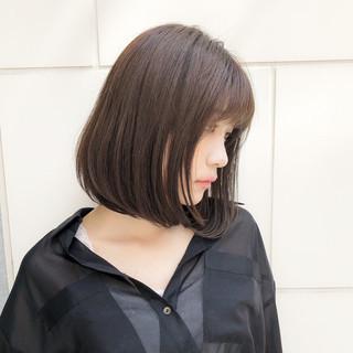 大人かわいい 大人女子 ボブ デート ヘアスタイルや髪型の写真・画像 ヘアスタイルや髪型の写真・画像