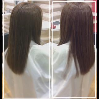 大人ヘアスタイル 髪質改善カラー 髪質改善トリートメント 社会人の味方 ヘアスタイルや髪型の写真・画像