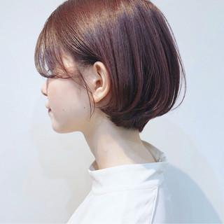 ボブ デート ウェーブ 女子力 ヘアスタイルや髪型の写真・画像