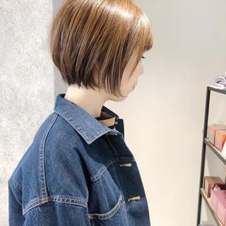 ハンサムショート ショート ナチュラル 銀座美容室 ヘアスタイルや髪型の写真・画像 | 本田 重人 / GRAFF hair