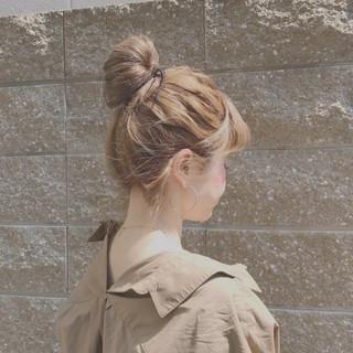 フェミニン 大人かわいい ロング ゆるふわ ヘアスタイルや髪型の写真・画像