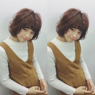 色気 ゆるふわ 外国人風 冬 ヘアスタイルや髪型の写真・画像