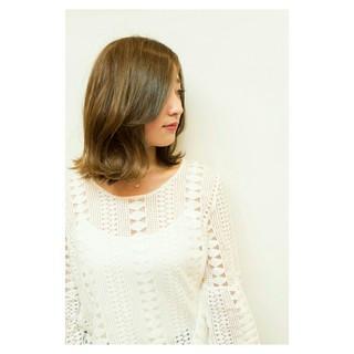 Yoshiaki haradaさんのヘアスナップ