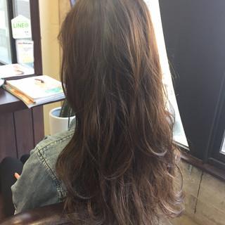 ナチュラル ブラウン 大人かわいい アッシュベージュ ヘアスタイルや髪型の写真・画像 ヘアスタイルや髪型の写真・画像