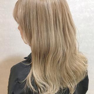 ラフ 外国人風カラー 成人式 ストリート ヘアスタイルや髪型の写真・画像