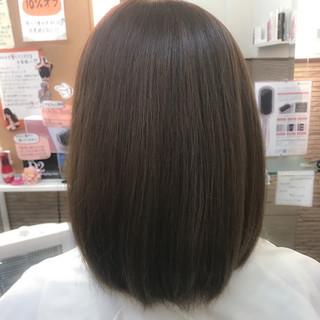 小林 諒子さんのヘアスナップ