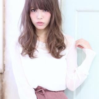 大人女子 斜め前髪 前髪あり 色気 ヘアスタイルや髪型の写真・画像