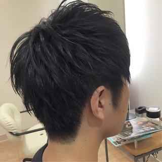 メンズヘア メンズ メンズカット 刈り上げ ヘアスタイルや髪型の写真・画像
