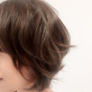 外ハネ ガーリー ヘアアレンジ 冬 ヘアスタイルや髪型の写真・画像