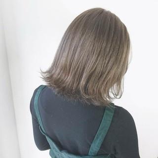 ボブ 外国人風 バレンタイン 透明感 ヘアスタイルや髪型の写真・画像