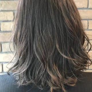 ロブ ボブ 抜け感 大人かわいい ヘアスタイルや髪型の写真・画像