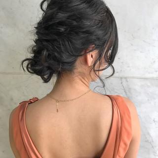 デート 簡単ヘアアレンジ ヘアアレンジ 冬 ヘアスタイルや髪型の写真・画像 ヘアスタイルや髪型の写真・画像