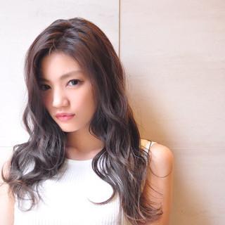 透明感 外国人風カラー ナチュラル グラデーションカラー ヘアスタイルや髪型の写真・画像