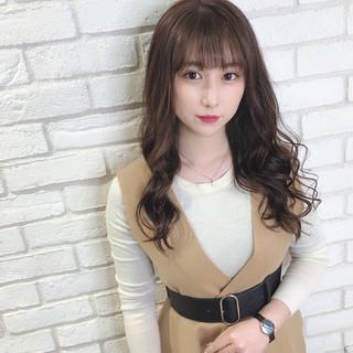 モテ髪 コンサバ oggiotto アディクシーカラー ヘアスタイルや髪型の写真・画像