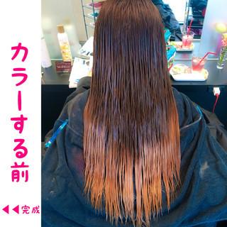 ロング ハロウィン 秋 冬 ヘアスタイルや髪型の写真・画像