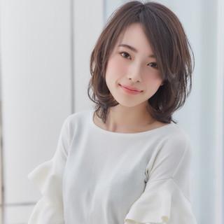 ゆるふわ 大人かわいい ヘアアレンジ 小顔ヘア ヘアスタイルや髪型の写真・画像