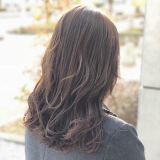 ナチュラル ヘアアレンジ ミディアム アンニュイ ヘアスタイルや髪型の写真・画像