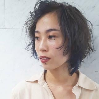 透明感 ナチュラル 外国人風 エフォートレス ヘアスタイルや髪型の写真・画像 ヘアスタイルや髪型の写真・画像