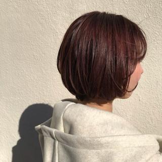 フェミニン ピンク ピンクアッシュ ラベンダーピンク ヘアスタイルや髪型の写真・画像