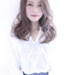 外国人風 大人かわいい ストリート ゆるふわ ヘアスタイルや髪型の写真・画像