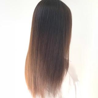 ロング 髪質改善 髪質改善トリートメント 最新トリートメント ヘアスタイルや髪型の写真・画像
