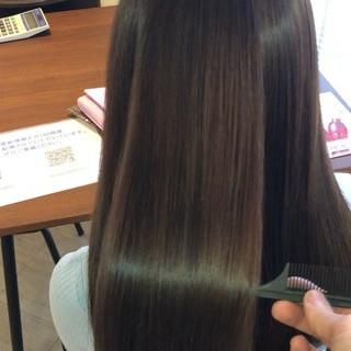 髪の病院 頭皮ケア 名古屋市守山区 ナチュラル ヘアスタイルや髪型の写真・画像