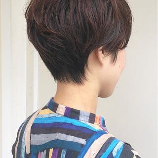 細矢 茉里子さんのヘアスナップ