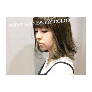ヘアアレンジ ナチュラル オフィス デート ヘアスタイルや髪型の写真・画像