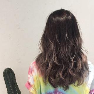 ヘアアレンジ ロング ストリート デート ヘアスタイルや髪型の写真・画像