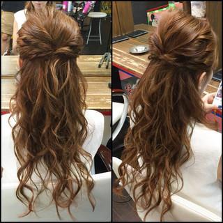 ショート フェミニン ゆるふわ ロング ヘアスタイルや髪型の写真・画像