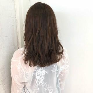 ゆるふわ デート ヘアアレンジ 女子力 ヘアスタイルや髪型の写真・画像