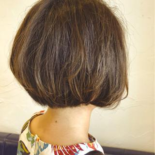 パーマ ナチュラル ウェーブ デート ヘアスタイルや髪型の写真・画像