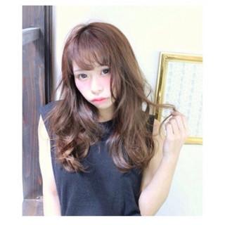 コンサバ ゆるふわ イルミナカラー 色気 ヘアスタイルや髪型の写真・画像