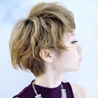 ショート サイドアップ エレガント 上品 ヘアスタイルや髪型の写真・画像