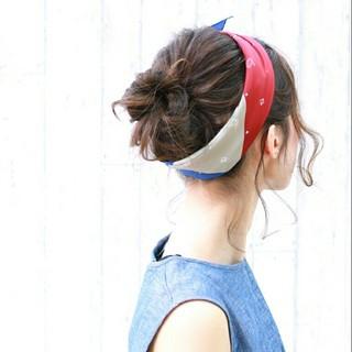 ミディアム ヘアアクセ ショート ボブ ヘアスタイルや髪型の写真・画像