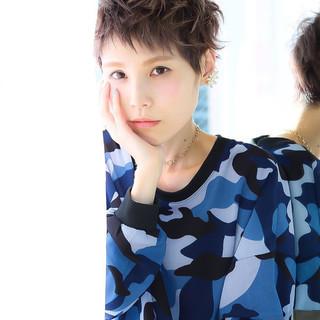 新沼舘 正敏/aimer【エメ】さんのヘアスナップ