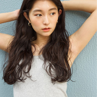 簡単 外国人風 ヘアアレンジ ナチュラル ヘアスタイルや髪型の写真・画像