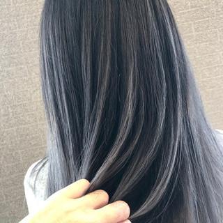 ストリート 3Dハイライト 外国人風 外国人風カラー ヘアスタイルや髪型の写真・画像