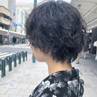 無造作パーマ 無造作ヘア 無造作ミックス 無造作 ヘアスタイルや髪型の写真・画像