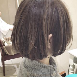 Yoshie Miyakawaさんのヘアスナップ