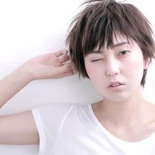 黒髪 ストリート 簡単ヘアアレンジ ピュア ヘアスタイルや髪型の写真・画像 ヘアスタイルや髪型の写真・画像