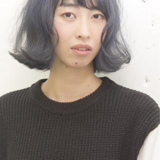 ストリート グラデーションカラー 外国人風 暗髪 ヘアスタイルや髪型の写真・画像