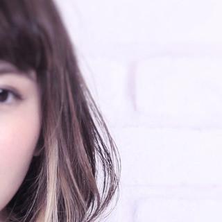 ガーリー ハイライト ミルクティー 外国人風カラー ヘアスタイルや髪型の写真・画像