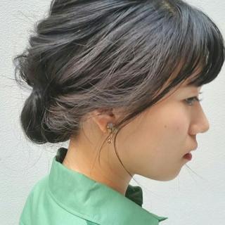 hosoiさんのヘアスナップ