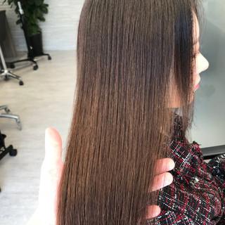 デート 髪質改善トリートメント 縮毛矯正 最新トリートメント ヘアスタイルや髪型の写真・画像 ヘアスタイルや髪型の写真・画像