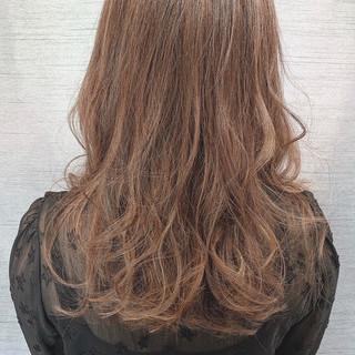 髪質改善トリートメント 圧倒的透明感 イルミナカラー ブランジュ ヘアスタイルや髪型の写真・画像