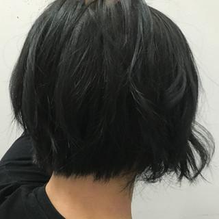 ショート アッシュ ジェンダーレス ストリート ヘアスタイルや髪型の写真・画像