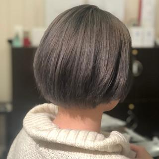 ダブルカラー ブリーチカラー 透明感カラー グレージュ ヘアスタイルや髪型の写真・画像