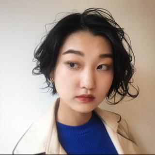 斉藤傑さんのヘアスナップ