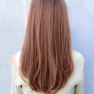 大人可愛い レイヤースタイル デジタルパーマ ナチュラル ヘアスタイルや髪型の写真・画像